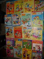 Mickey Le Journal De Lot De 20 Bd Lot N°2 - Lots De Plusieurs BD