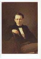 RUSSIA - RUSSIE - RUSSLAND Vasily Perov Self-Portrait Selfportrait - Famous People