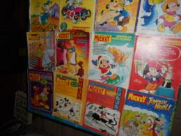Mickey Le Journal De Lot De 20 Bd ///Lot N°1 - Lots De Plusieurs BD