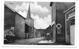 CELLES (4317) Rue De L église +pub Magasin Tabc SEMOIS + Cigarettes St Michel - Faimes