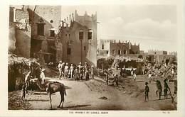 Pays Div-ref W497- Yemen - Aden - The Market At Lahej - - Yémen