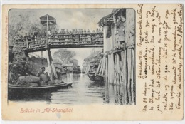 Brücke In Alt-Shanghai, Top Animated - Chine