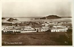 Pays Div-ref W495- Yemen - Aden - The Maala Wharf - - Yémen
