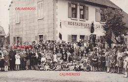 FRIESEN : Restaurant De La Carpe - France