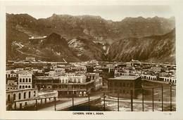 Pays Div-ref W494- Yemen - Aden - - Yémen