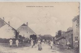 PIERREFAITE  Rue Du Centre - France