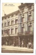 Antwerpen - Hotel De L'Industrie. - Antwerpen