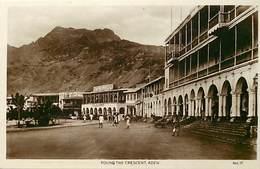 Pays Div-ref W489- Yemen - Aden - Round The Crescent - Hotel De L Europe   - - Yémen