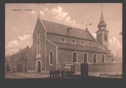 Bueken / Kampenhout - De Kerk - 1925 - Kampenhout