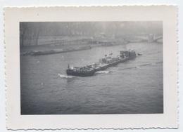 PARIS 1951 PÉNICHE  SUR LA SEINE   --- -Z53 - Bateaux