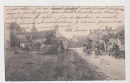 FRANCE / CPA  BOULAY / VUE GENERALE / 1912 - Autres Communes