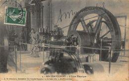 Algeria Ain Temouchent L'Usine Electrique The Electrical Factory Postcard - Ansichtskarten