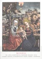 Slovaquie Slovensko Bf 036 Sainte Anne, Noël, Vierge à L'Enfant - Madonne
