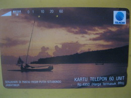 Télécarte D'indonesie - Indonesia