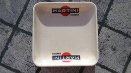 Cendrier Martini Vermouth En Bakelite - Altri