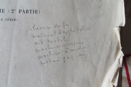 Description Des Machines Consignées Dans Les Brevets 1874 - Vieux Papiers