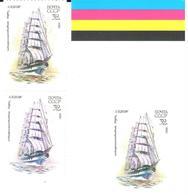 Russia - Proof - Error - Sailing Ship - Sin Clasificación