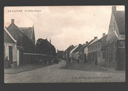 La Clinge / De Klinge / Sint-Gillis-Waas - St-Gilles-Straat - Uitg. Verberckmoes - Van Dorsselaer - Sint-Gillis-Waas