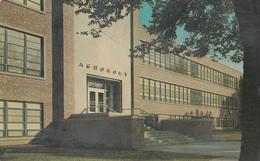 Ames Iowa - Agronomy Building Iowa State University Postcard 1969 - Ames