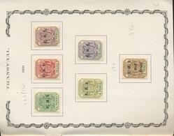 TRANSVAAL. Collection Neuf Sur Charnière. Cote 168,- Ou 4368,-E. Sont-ce Des Réimpressions ? - Autres - Afrique