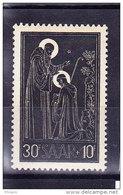 SARRE, MI 347 ** MNH. (4A138) - 1947-56 Occupation Alliée