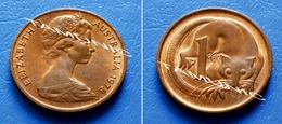 AUSTRALIA  1 Cent 1978  RING-TAILED OPOSSUM - Decimal Coinage (1966-...)