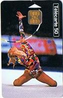 GYMNASTIQUE - 8èmes Internationaux  France Télécom  Gymnastique 1998 - Sport