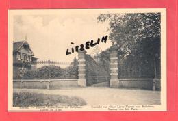 Herent (bij Leuven) Instituut Betlehem - Ingang - Herent