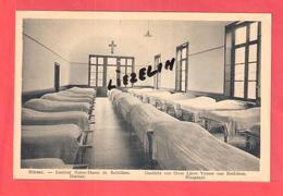 Herent (bij Leuven) Instituut Betlehem - Slaapzaal - Herent