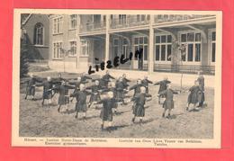 Herent (bij Leuven) Instituut Betlehem - Turnles - Herent