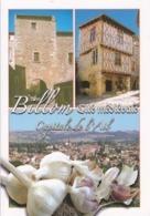 63 BILLOM - CAPITALE DE L'AIL / CITE MEDIEVALE - MULTIVUES - Autres Communes
