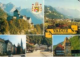 VADUZ - Fürstentum Liechtenstein - Liechtenstein