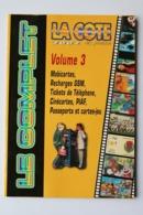 LIVRE DE COTATION   LA COTE EN POCHE 2002 - Telefonkarten