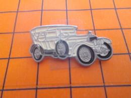 815a Pin's Pins / Beau Et Rare : Thème  AUTOMOBILES / ROLLS-ROYCE BLANCHE DE 1914 - Andere