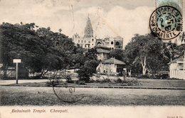 BOMBAY Babulnath Temple Chowpati - India