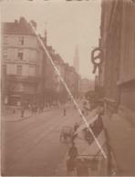 OUDE FOTO ANVERS RUE NATIONALE X LANGE VLIERSTRAAT, IN 't OUD CITROENTJE BIJ PROOST, HONDENKAR G DE SMEDT, CIGARES NERON - Antwerpen