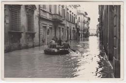 PISA TOSCANA PIENA ARNO 1949 - FOTOCARTOLINA SPEDITA - Pisa