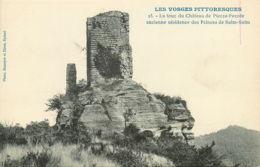 88* PIERRE PERCEE  Tour - Francia