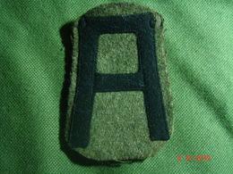Patch Américain  1er Armée 1918-1919 AEF WW1 - 1914-18
