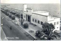 MA19 Terracina Lido (Latina), Tratto Di Litoranea B/N - Cartolina / Postcard Viaggiata Nel 1969 - Latina