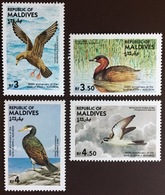 Maldives 1985 Audubon Birds 1st Series MNH - Non Classificati