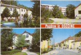 Osecina- Traveled FNRJ - Serbia
