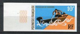 Polinesia Francesa 1971. Yvert 82 Imperforated ** MNH. - Non Dentelés, épreuves & Variétés