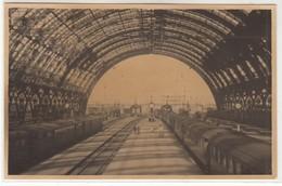 STAZIONE TRENI RAILWAYS STATION MILANO? - FOTO ORIGINALE - Treni