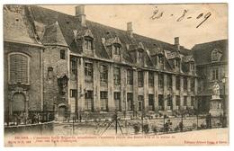BRUGES (1909) - L'ancienne école Bogaerde - Brugge
