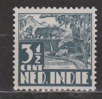 Nederlands Indie Dutch Indies 190 MNH PF ; Karbouw 1934 No Watermark Netherlands Indies PER PIECE - Nederlands-Indië
