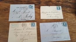 LOT 482192 TIMBRE DE FRANCE OBLITERE POUR ETUDE - France