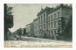 Bonn Coblenzerstrasse Mit Gymnasium  1900y. D278 - Bonn