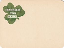 Shamrock , Shelbourne Hotel , Dublin , Ireland , 1930s , 50-60s - Dublin