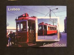GUINÉ-BISSAU. MNH. 5R1709A - Tramways